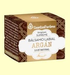 Bálsamo Labial Argán - Esential Aroms - 5 gramos