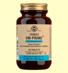 VM Prime para Adultos - Solgar - 60 comprimidos