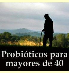 Información sobre: Probióticos para mayores de 40 - Artículo Informativo facilitado por Solgar España