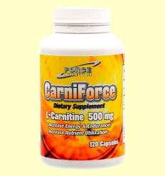 L-Carnitina - Nutri Force - 120 cápsulas