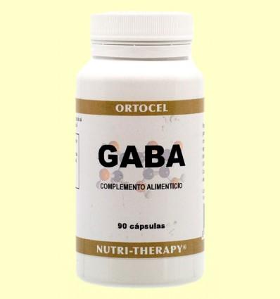 Gaba - Ortocel - 90 cápsulas