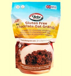 Granola de Chocolate Sin Gluten - Glebe Farm - 325 gramos