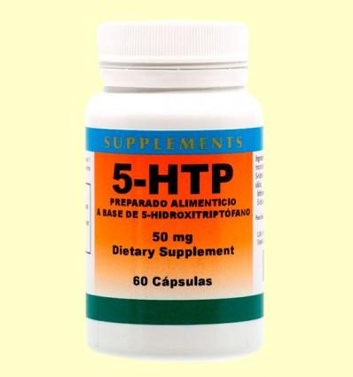 5 HTP (L-5 Hidroxitriptófano) - Ortocel - 60 Cápsulas