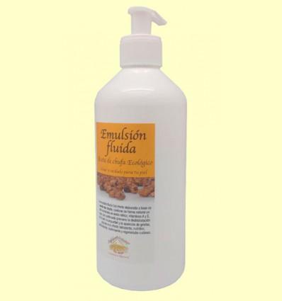 Emulsión Fluida con Aceite de Chufa - Van Horts - 500 ml