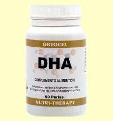 DHA - Ortocel - 90 perlas