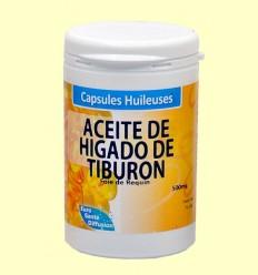 Aceite de hígado de tiburón - Euro Santé Diffusion - 100 Perlas
