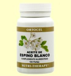 Aceite de Espino Blanco - Ortocel - 100 Perlas