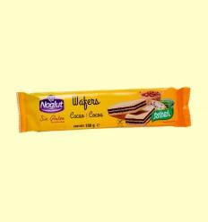 Noglut Wafers Cacao - Santiveri - 150 gramos