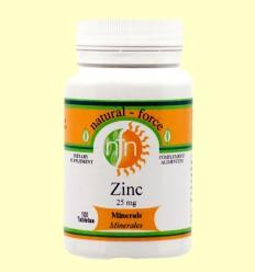 Zinc - Nutri Force - 100 Tabletas
