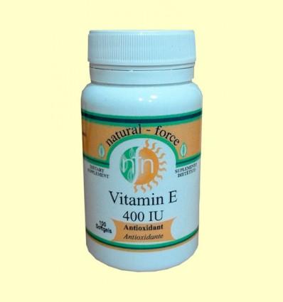Vitamina E - Nutri Force - 100 Perlas