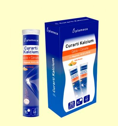 Curarti Kalcium - Plameca - 30 cápsulas