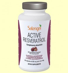 Active Resveratrol - Salengei - 60 cápsulas
