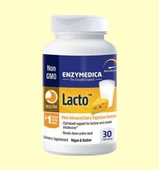 Lacto - Enzymedica - 30 Cápsulas