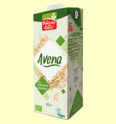 Bebida de Avena - La Finestra sul Cielo - 1 L.