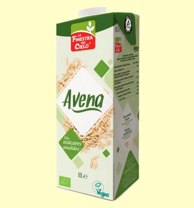 Bebida de Avena Bio - La Finestra sul Cielo - 1 litro