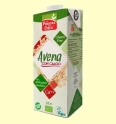 Bebida de Avena con Calcio - La Finestra sul Cielo - 1 L