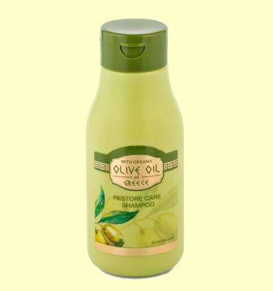 Champú Regenerante - Olive Oil of Greece - Biofresh - 300 ml