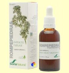 OFERTA-40% - Rompepiedras - Extracto de Glicerina Vegetal - Soria Natural - 50 ml