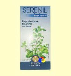 Serenil con Melisa - Planta Médica - 100 cápsulas