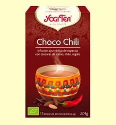 Choco Chili Bio - Yogi Tea - 17 infusiones