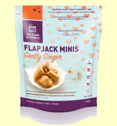 Flapjack Mini Cookies de Avena con Jengibre - The Foods of Athenry - 150 gramos