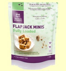 Flapjack Minis de Avena con Chocolate - The Foods of Athenry - 150 gramos