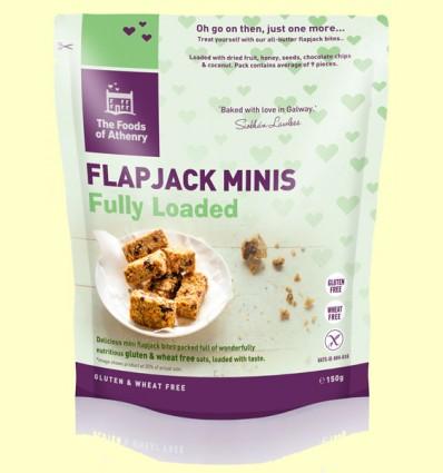 Flapjack Minis de Avena con Chocolate - The Foods of Athenry - 150 gramos