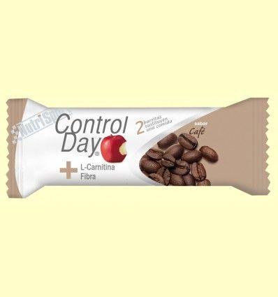 Barrita Control Day - Café - NutriSport - 44 gramos