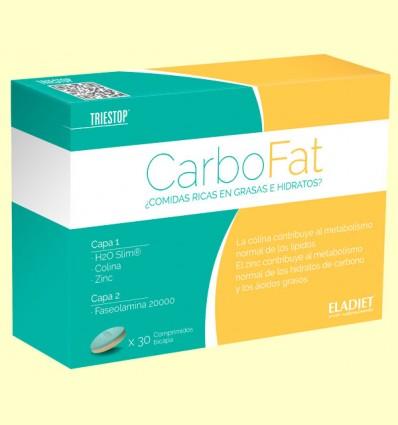 Carbofat - Eladiet - 30 comprimidos