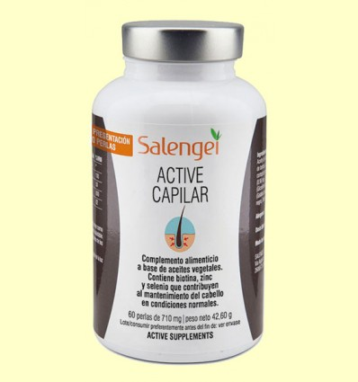 Active Capilar - Salengei - 60 cápsulas