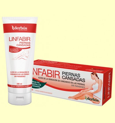 Linfabir Gel Piernas Cansadas - derbós - 200 ml