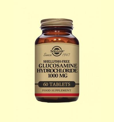 Glucosamina Clorhidrato 1.000 mg - Solgar - 60 comprimidos