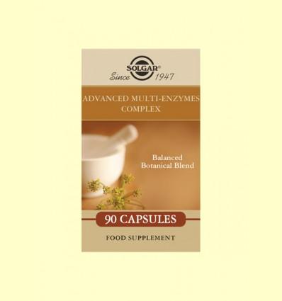 Comfort Zone Digestive Complex - Solgar - 90 cápsulas