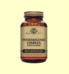 Thermogenic Complex - Solgar - 60 cápsulas