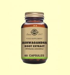 Ashwagandha - Solgar - 60 cápsulas