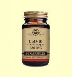 Coenzima Co Q-10 - 120 mg - Solgar - 30 cápsulas
