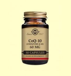 Coenzima Co Q-10 - 60 mg - Solgar - 30 cápsulas