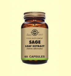 Salvia - Solgar - 60 cápsulas *