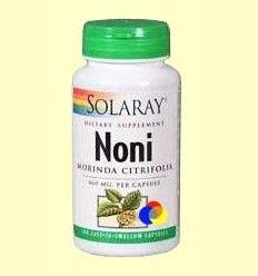 Noni - Solaray - 100 cápsulas
