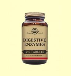 Enzimas Digestivas - Solgar - 250 comprimidos