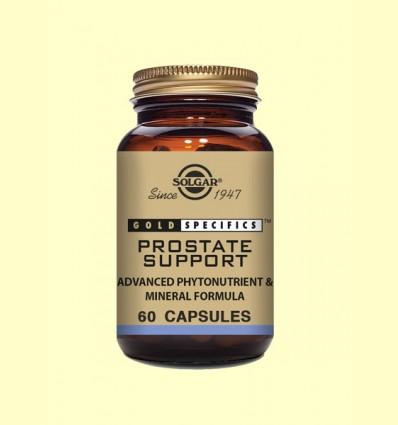 Próstata Support - Solgar - 60 cápsulas vegetales