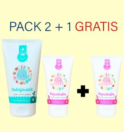 Pack Baby Cream y Baby Nappy + Otra Baby Nappy GRATIS - Schüssler