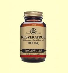 Resveratrol - Solgar - 60 cápsulas vegetales