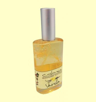 Colonia Natural Aroma a Vainilla - Aromalia - 100 ml