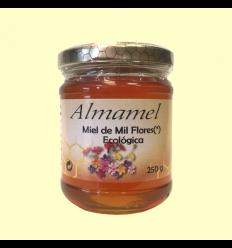 Miel de Mil Flores Bio - Almamel - 250 gramos