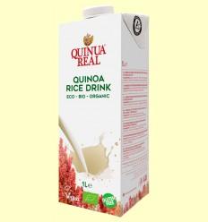 Bebida de Quinua Real y Arroz Bio - Quinua Real - Brick 1L
