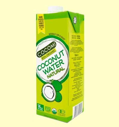 Agua de Coco Natural Bio - Cocomi - Brick 1L