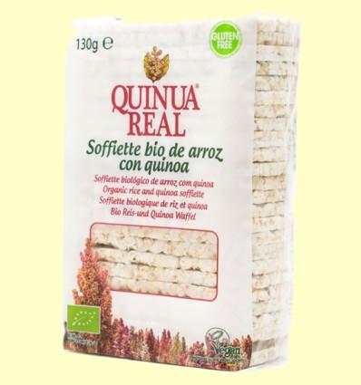 SoFfiette de Arroz con Quinoa Bio - Quinua Real - 130 gramos