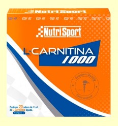 L-Carnitina - NutriSport - 220 ml