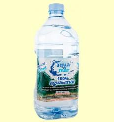 Agua de Mar Hipertónica - Aqua de Mar - 2 litros